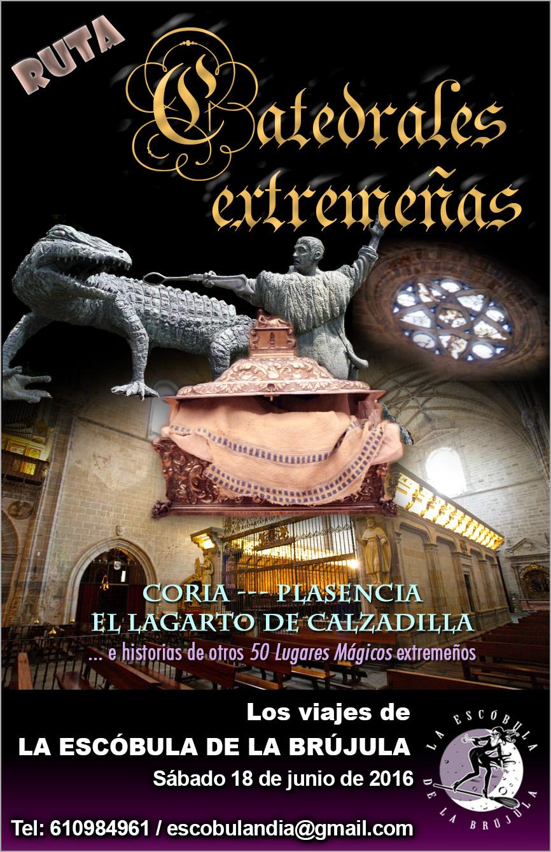 catedrales extremeñas
