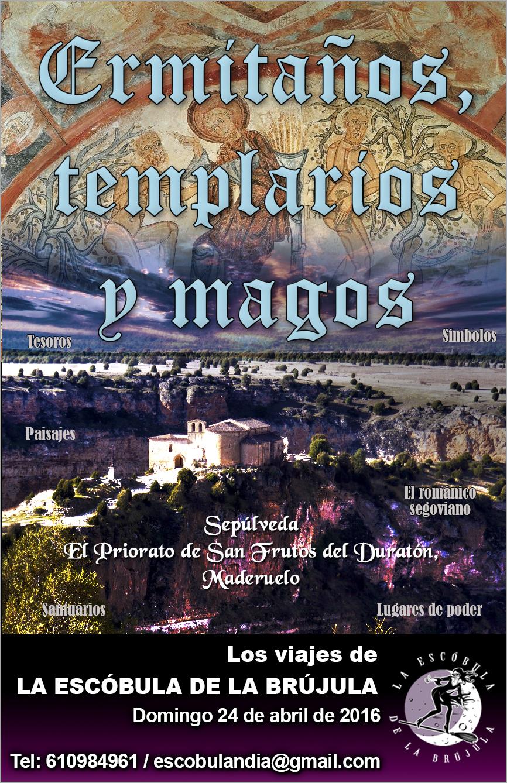 ermitaños templarios y magos