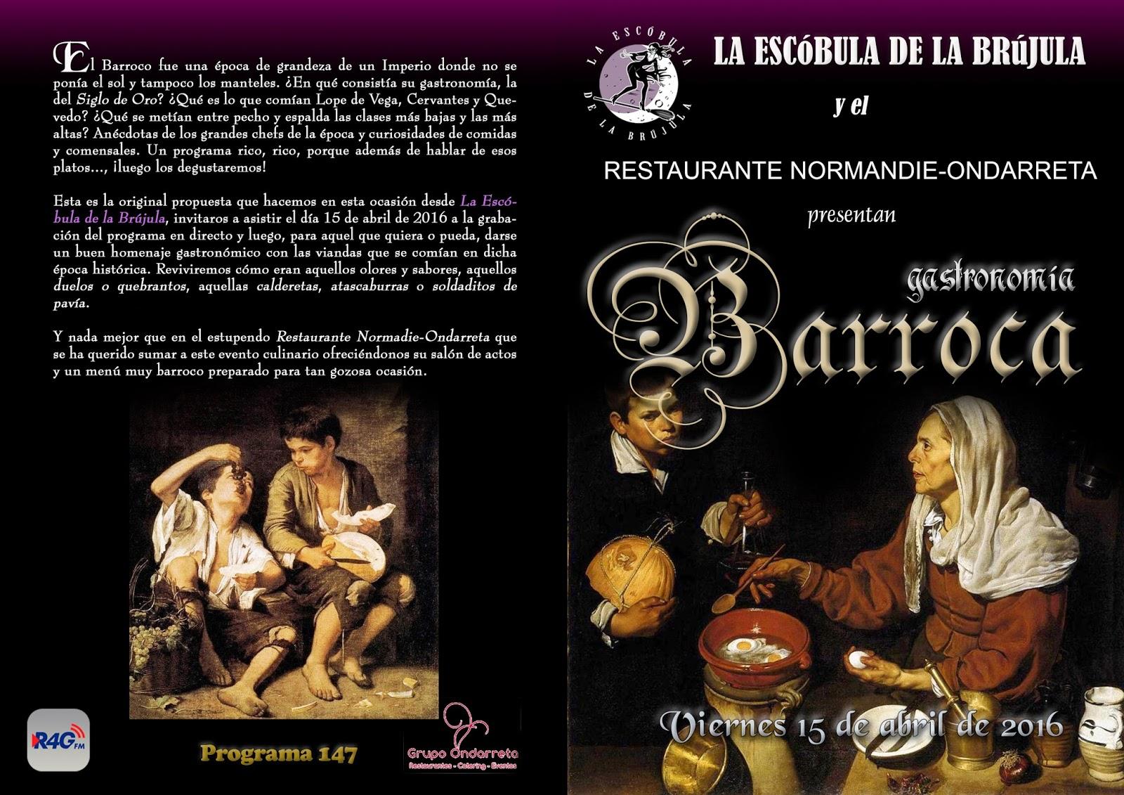 gastronomia barroca 1