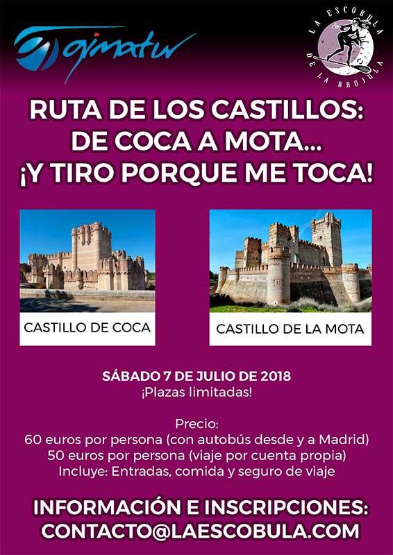 cartel ruta de los castillos coca la mota