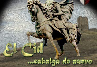 EBT7-255-El Cid Campeador cabalga de nuevo
