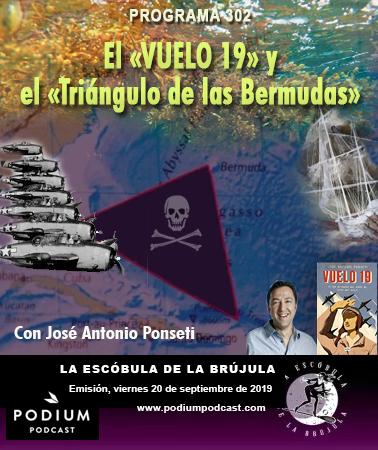 escobula-302-el vuelo 19 y el triángulo de las bermudas