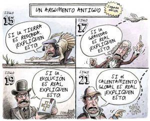 comic cambio climático