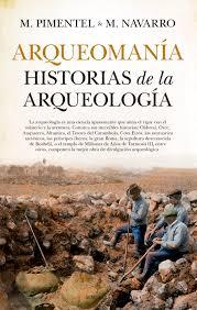 arqueomanía libro manuel pimentel