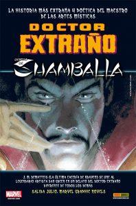 doctor extraño dentro de shamballa