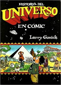 la historia del universo en comic