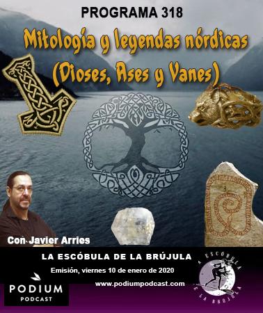 escobula-318-Mitología y leyendas nórdicas