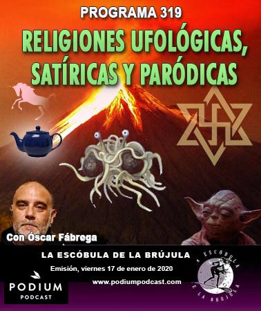 escobula-319 Religiones ufológicas, satíricas y paródicas