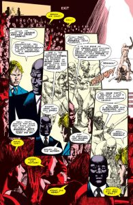 hellblazer comic