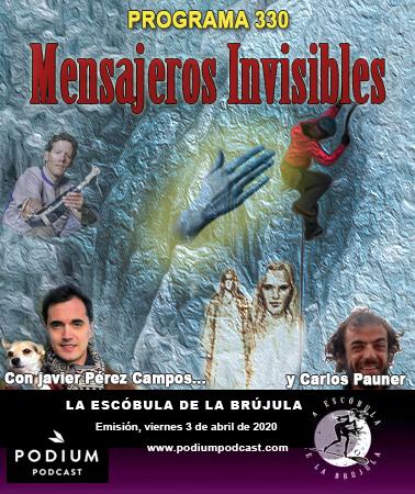 escobula-330 - mensajeros invisibles