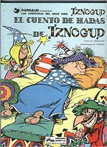 el cuento de hadas de iznogoud