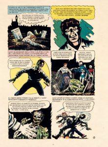 zombis comic