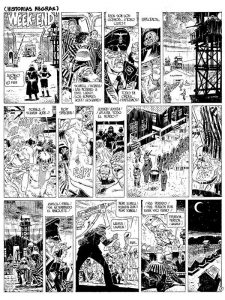 historias negras alfonso font comic