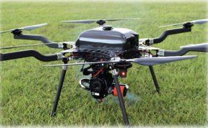 02. DRONE CON LIDAR