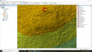 04. Trabajo_Datos_LiDAR_CNIG (modelo triangular de elevación TIN)
