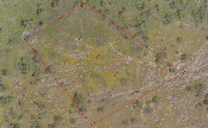 06. ORTOFOTOGRAFÍA CON PUNTOS DE REFERNCIA PARA VUELO DRONE