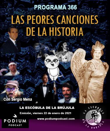 escobula-366-Las peores canciones de la Historia
