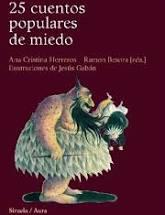 25 cuentos populares de miedo ana cristina herreros