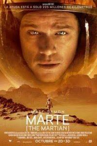 the martian película