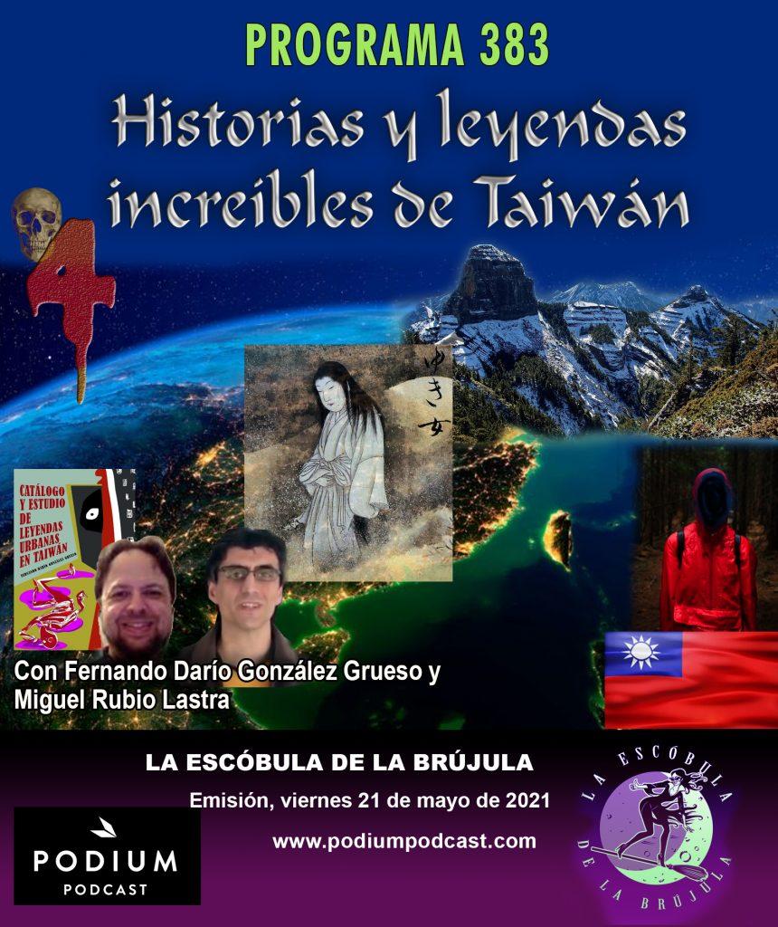 escobula-383-Historias y leyendas increíbles de Taiwan