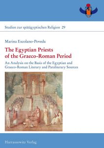 the egyptian priests of the graeco roman period