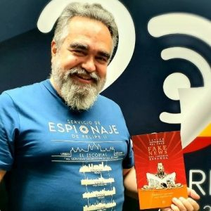 javier santa marta fake news del imperio español